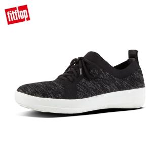 【FitFlop】F-SPORTY UBERKNIT TM SNEAKERS(黑色)