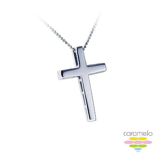 【彩糖鑽工坊】十字架系列 925純銀項鍊(CL-PS01)