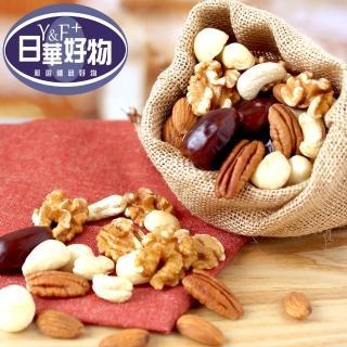 日華好物天然綜合堅果椰棗