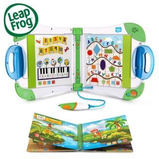 【LeapFrog】全英幼童行動學習機-新版-綠色(Leap Start)