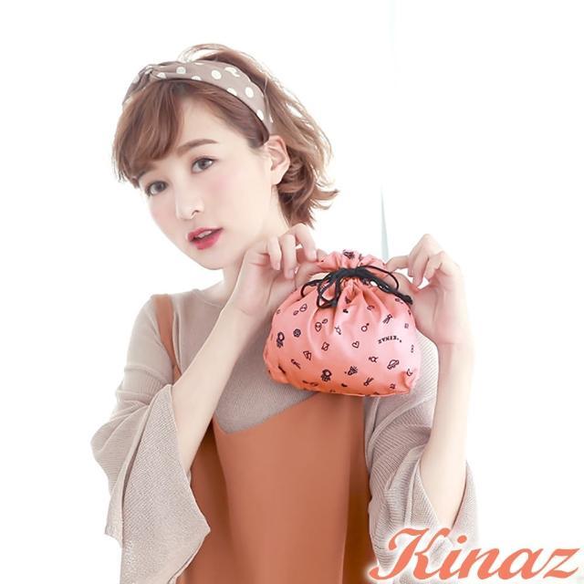 【KINAZ】俏皮狂想束口袋-小宇宙系列