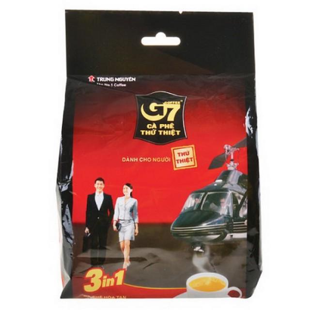 【G7】三合一即溶咖啡(16g*50包)