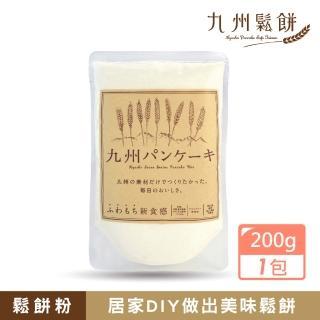 九州Pancake七穀原味鬆餅粉 200g(九州鬆餅粉 日本製)