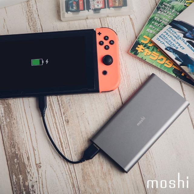 【moshi】IonSlim 10K 行動電源