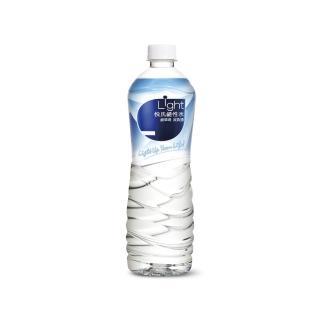 【悅氏】light 鹼性水720ml(20瓶/箱)