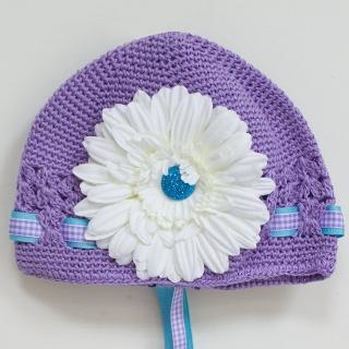 ~美國 Lollitops~純 針織帽快樂雛菊系列_ # PDP~03