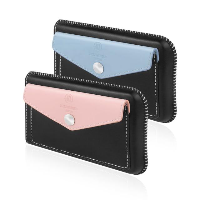 【JTLEGEND】Colette 精緻皮革票卡匣雙孔行動電源 8000mAh