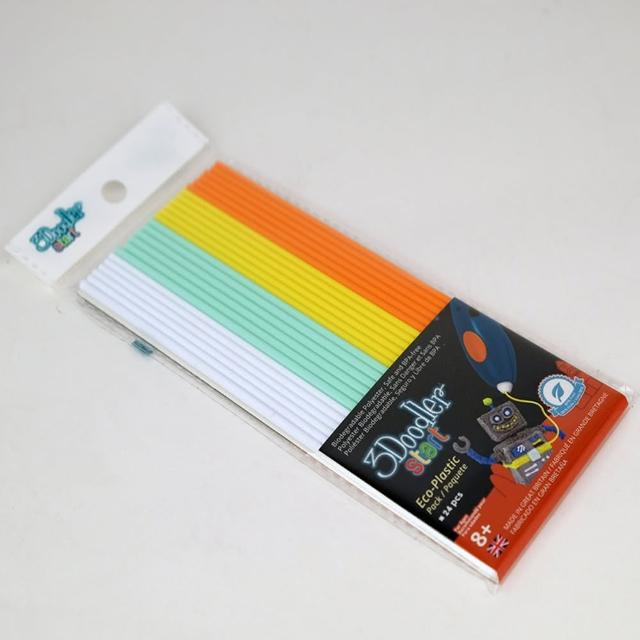 【3Doodler】Start 3D列印筆 環保顏料-MIX-1(3D列印筆顏料)