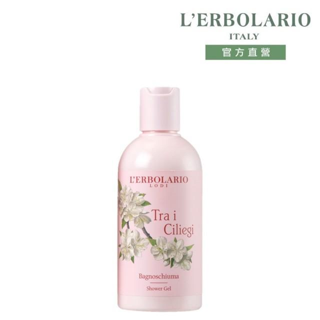 【L'ERBOLARIO 蕾莉歐】櫻花樹保濕沐浴膠 250ml(沐浴膠)