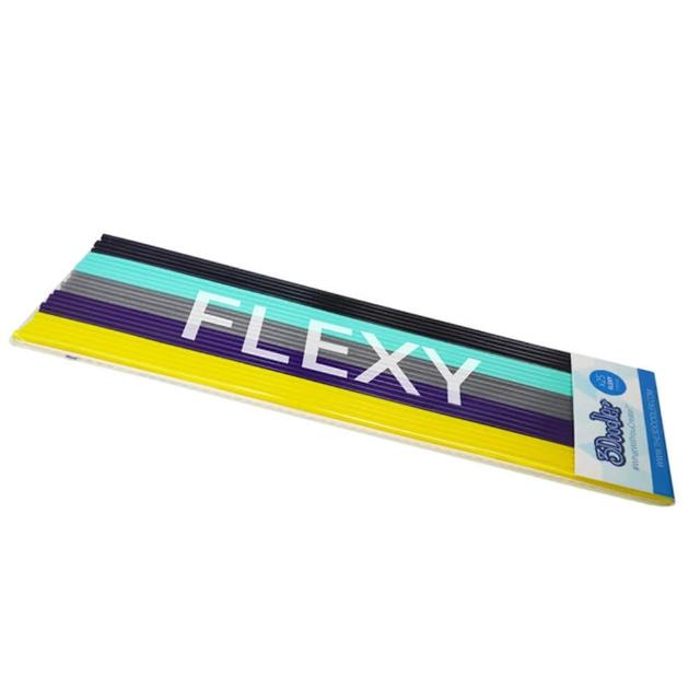 【3Doodler】Create 3D列印筆 FLEXY 耗材包(3D列印筆耗材顏料包)