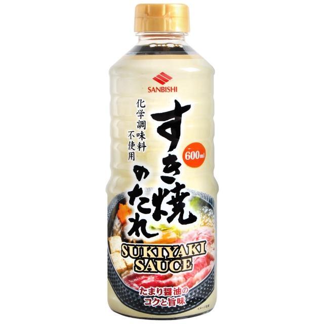 【SANBISHI】壽喜燒醬(600ml)