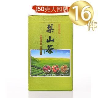 【惠鑽銓】台灣高海拔梨山茶16盒(贈梨山茶包30入)