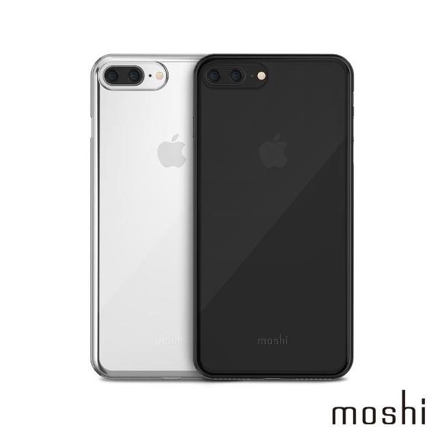 【moshi】SuperSkin for iPhone 8 / 7 Plus 勁薄裸感保護殼