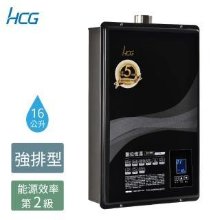 【補助mo幣5%最高10%】HCG 和成-16公升數位恆溫熱水器-GH1655--2級能效(新品上市 五年保固)