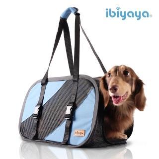 【IBIYAYA 依比呀呀】極簡休閒寵物包-藍(FC1702)