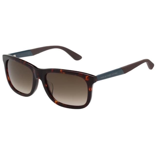 【MARC BY MARC JACOBS】-時尚太陽眼鏡(琥珀色)