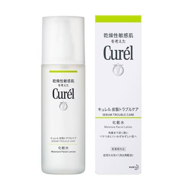 【日本花王Curel】 控油保濕化妝水 150ml