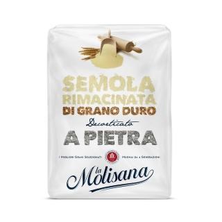 【義大利Molisana茉莉】石臼碾磨-杜蘭小麥粉(1kg)