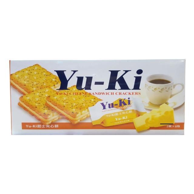 【Yu-Ki】起司夾心餅乾(150g)