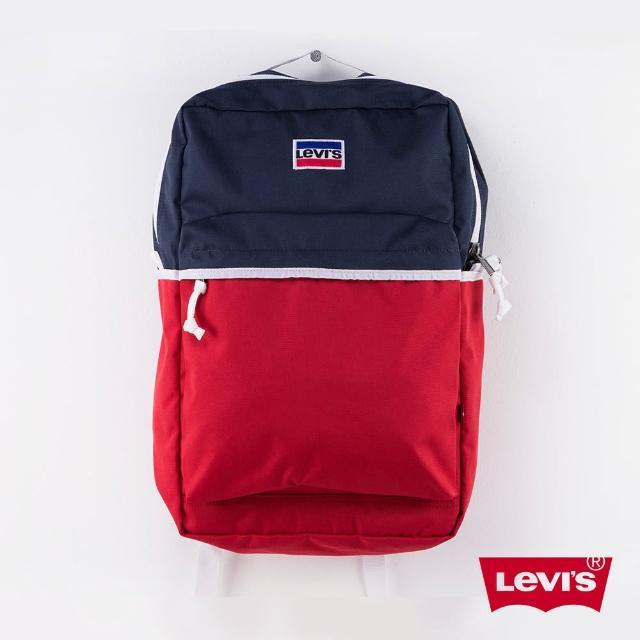 【LEVIS】後背包 / 經典Logo標誌