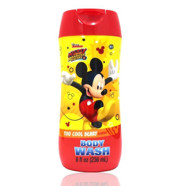 【美國熱銷卡通 Disney Mickey】沐浴乳(236ml/8oz)