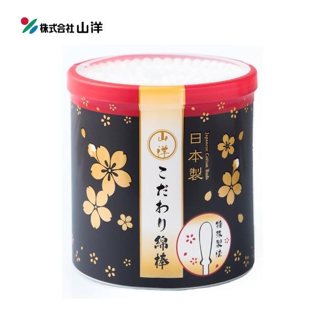 【SANYO】櫻花抗菌清潔棉棒(180入)