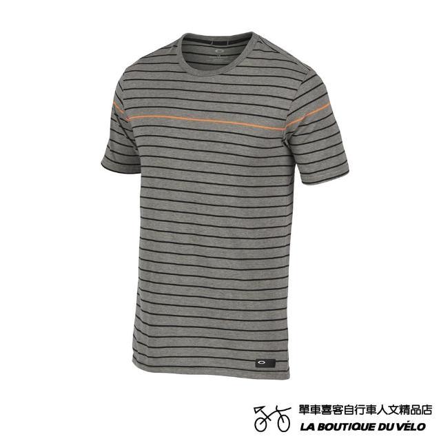 【Oakley】TINGE SS KNIT TEE(美式條紋短袖T恤)