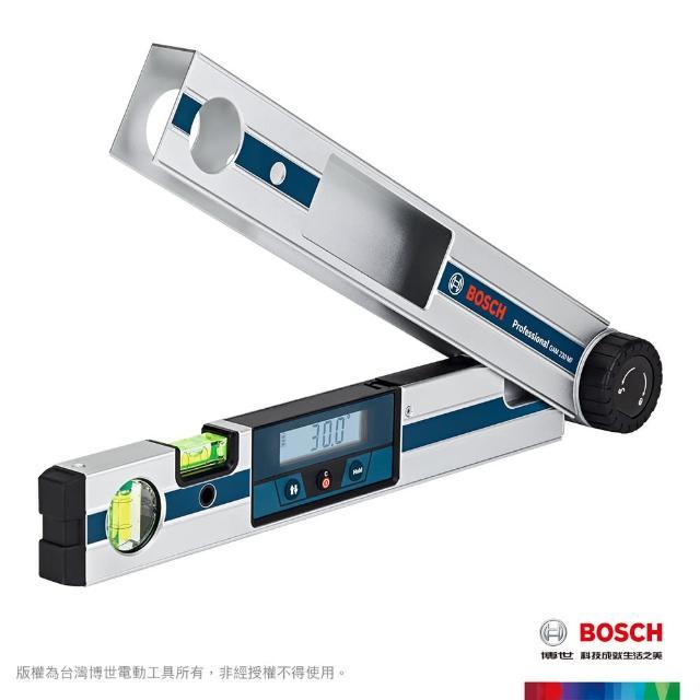 【BOSCH 博世】數位角度測量儀(GAM 220)