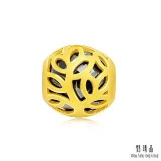 【點睛品】Charme 文化祝福 陶瓷生命之樹 黃金串珠