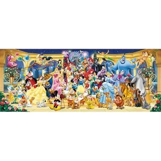 【德國Ravensburger】迪士尼經典大集合1000片(維寶 全景拼圖)