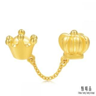 【點睛品】Charme 國王與皇后 黃金串珠