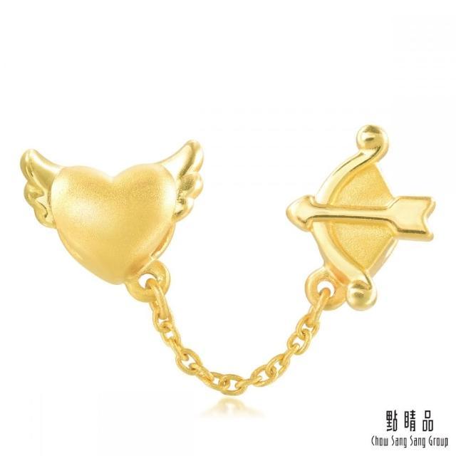 【Emphasis 點睛品】Charme 愛神邱比特 黃金串珠
