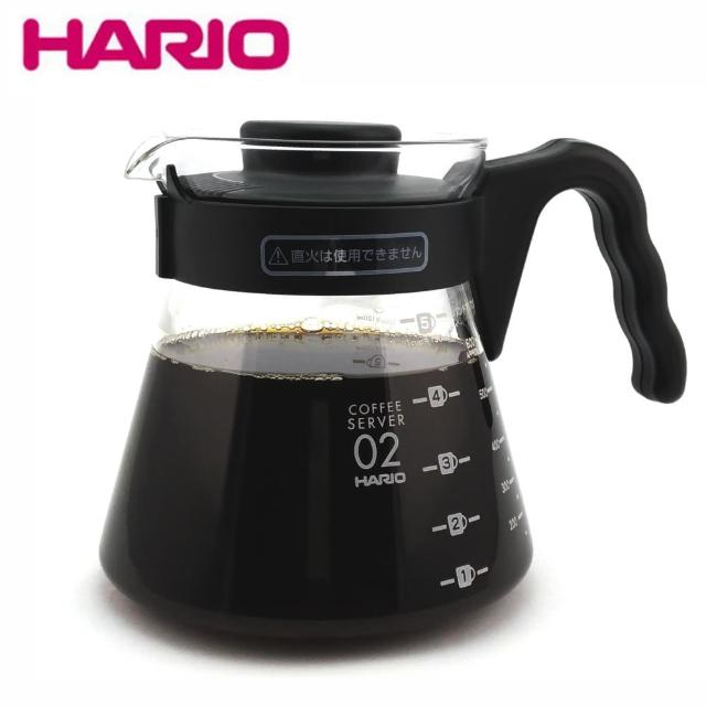【HARIO】微波耐熱咖啡壺 700ml(VCS-02B)