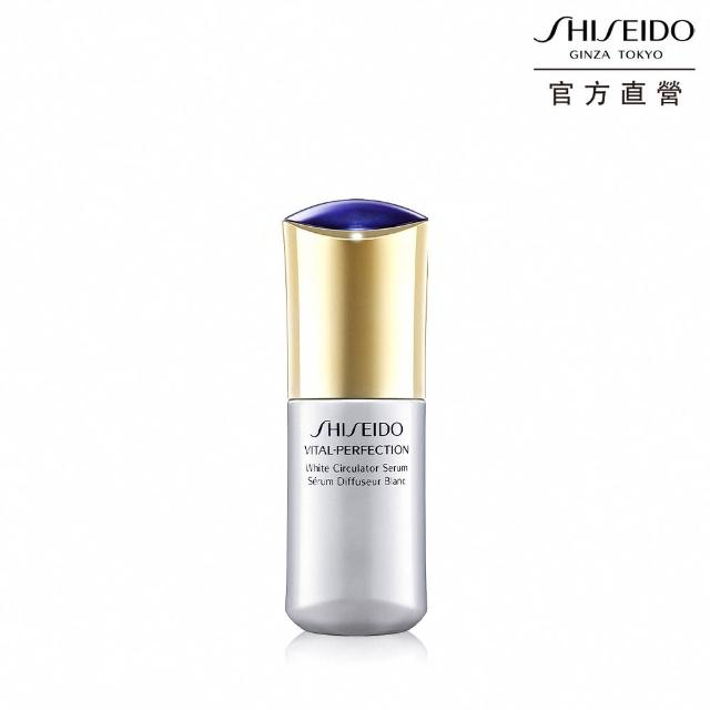 【Shiseido 資生堂國際櫃】全效抗痕淨斑白金萃 40ml