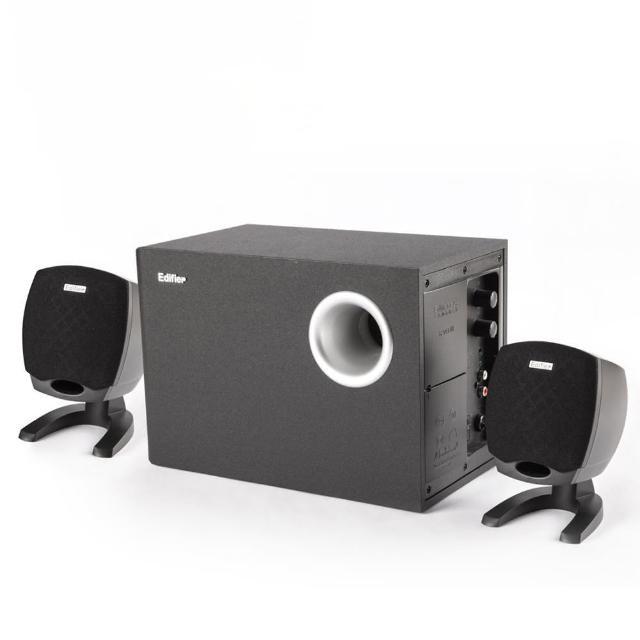 【EDIFIER】2.1聲道 標準版三件式多媒體喇叭(R201TIII)