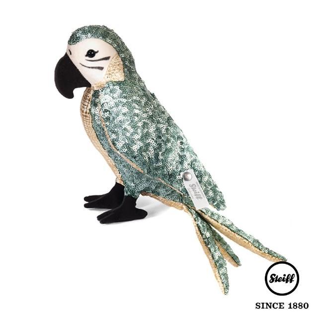 【STEIFF】Selection Parrot Ava 鸚鵡(精選限量版)