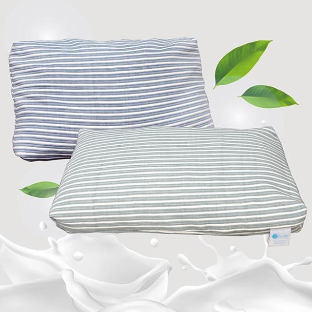 可拆式顆粒乳膠枕(1顆)