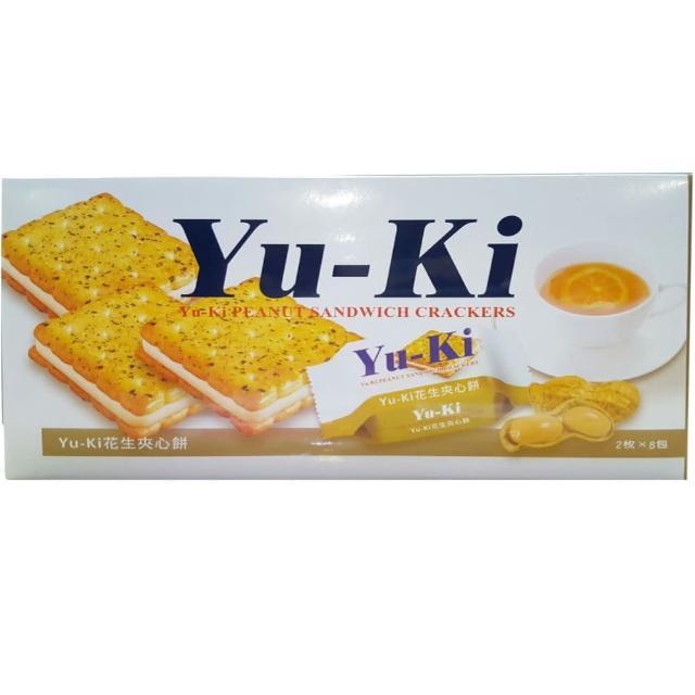 【Yu-Ki】花生夾心餅乾(150g)
