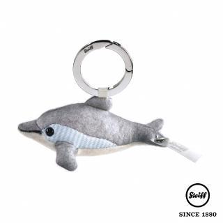 【STEIFF】Selection Felt Dolphin 海豚(限量版吊飾)