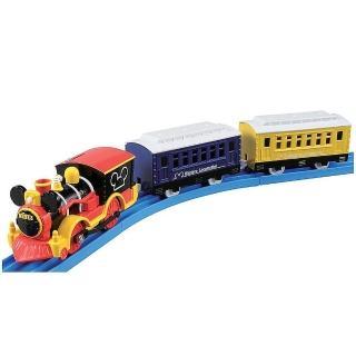 【Disney x PLARAIL】米奇夢幻蒸氣機關車(男孩 鐵道火車)