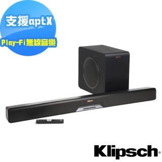 【Klipsch】2.1聲道單件式環繞SoundBar RSB-14
