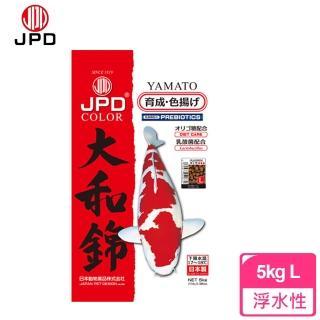 【JPD】日本高級錦鯉飼料-大和錦_色揚(5kg-L)