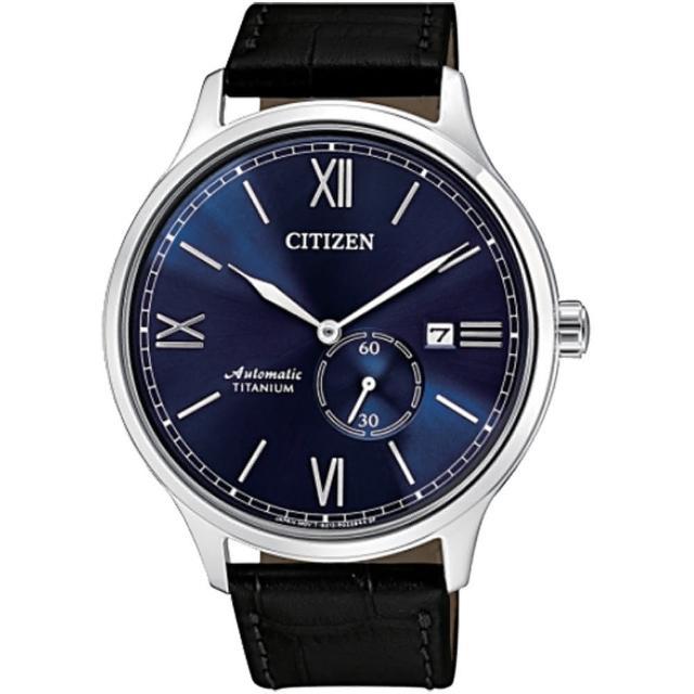 【CITIZEN 星辰】CITIZEN Eco-Drive 尊爵時尚自動上鍊機械錶(NJ0090-21L)
