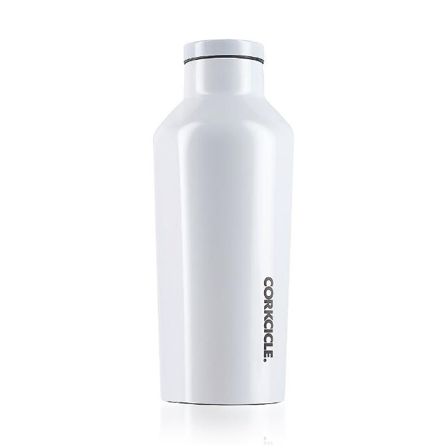 【CORKCICLE 酷仕客】Dipped系列三層真空易口瓶-270ml(雪地白)