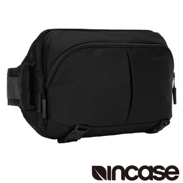 【Incase】Reform Sling Pack 13吋 時尚簡約斜背筆電包(尼龍黑)