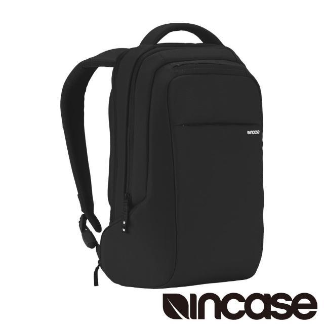 【Incase】ICON Slim Pack 15吋 輕巧筆電後背包(黑)