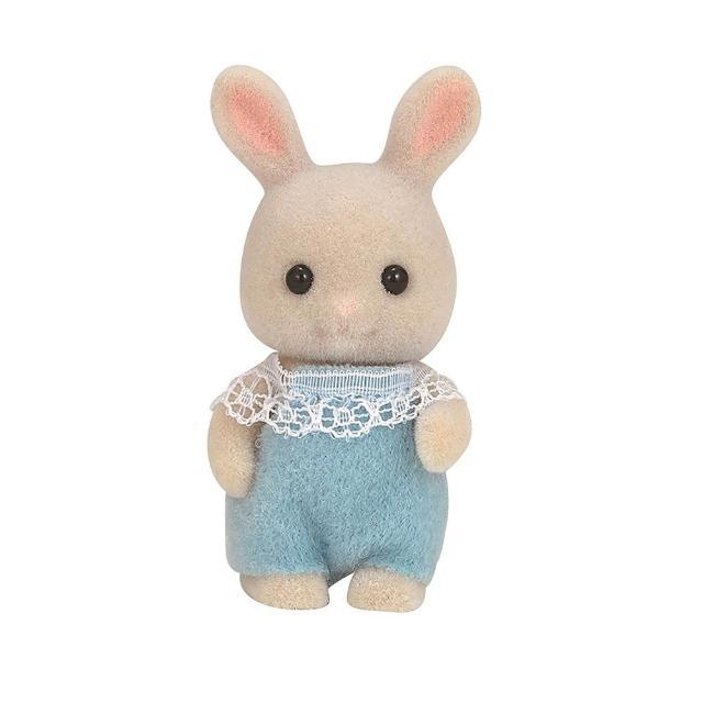 【森林家族】牛奶兔嬰兒(Sylvanian Family)