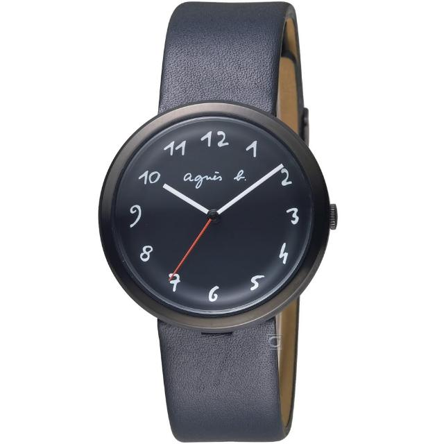 【agnes b.】法式藝術風情時尚腕錶(VJ21-KK50C  BH8031X1)