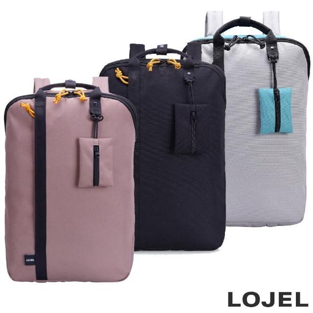 【LOJEL】TAGO 輕旅行 後背包 筆電包 旅行袋(旅行護照鑰匙錢包收納)