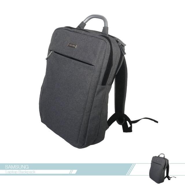 【SAMSUNG 三星】原廠 雙肩後背包/筆電包/商務電腦包/旅行包(適用15.6吋筆記型電腦/ 平板電腦)